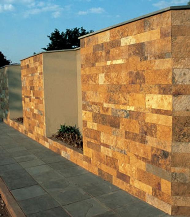 Piedra morisca lajas quilmes for Piedra para muros exteriores precio